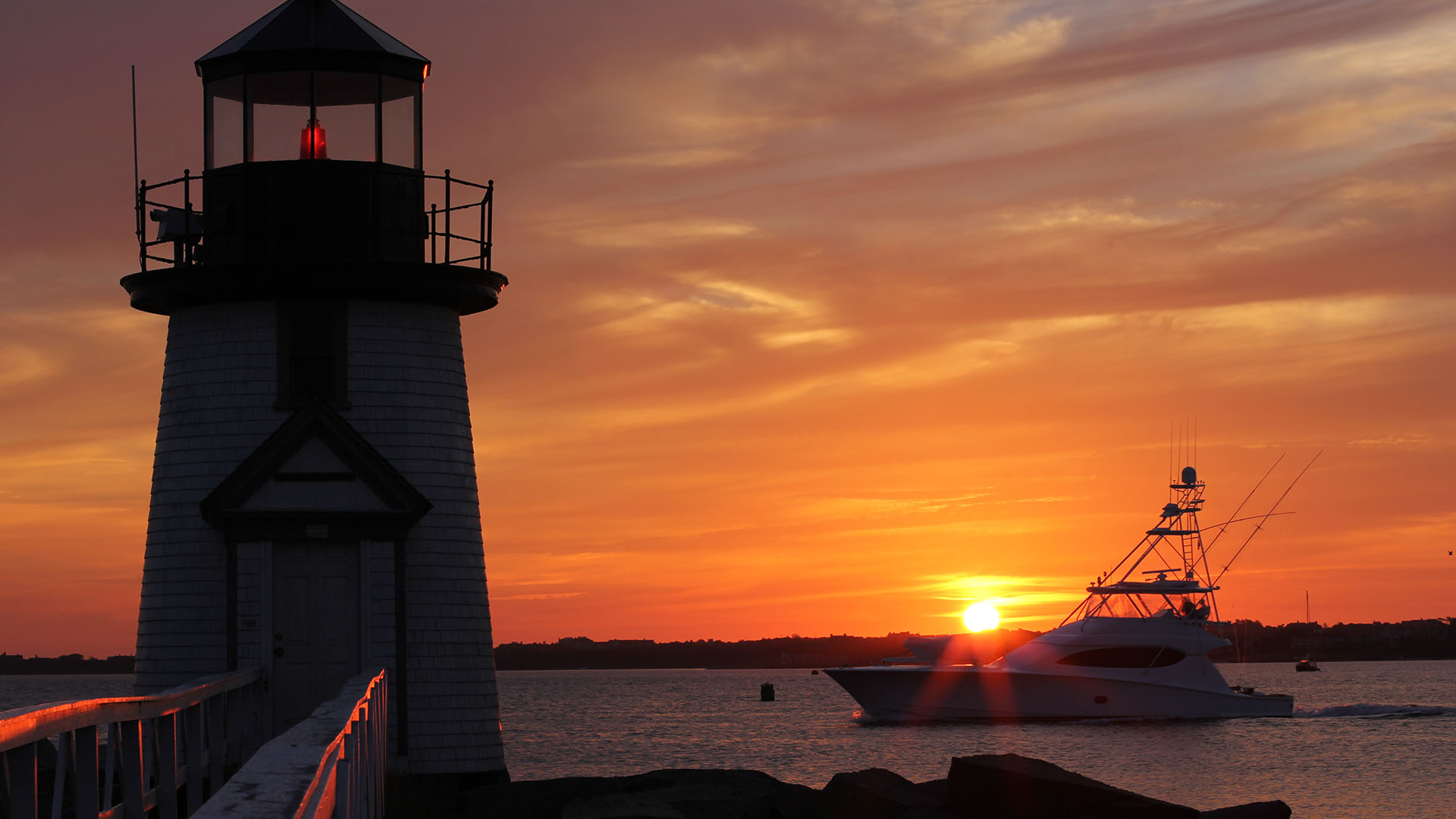 AvYachts Destination - The New England