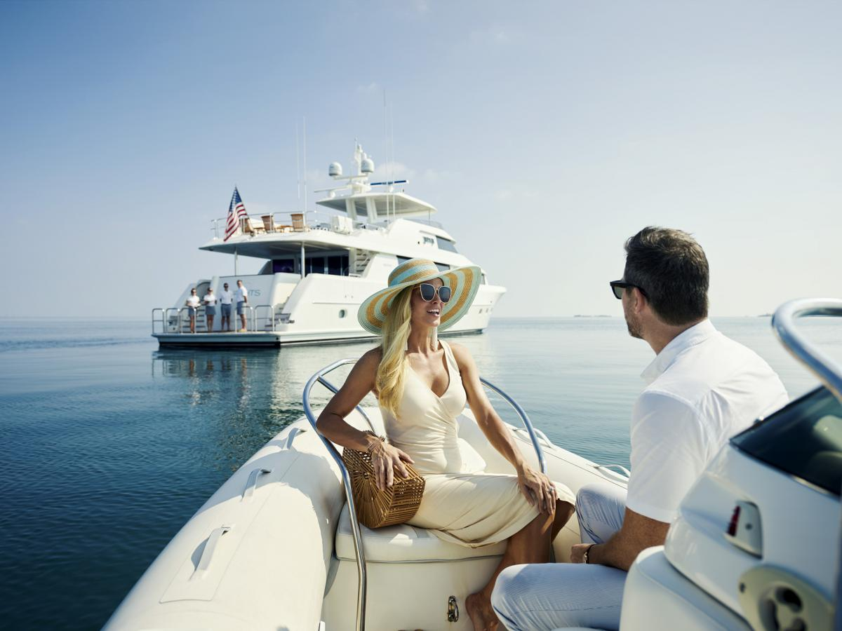 A Secret Glimpse At Crew Life On A Superyacht