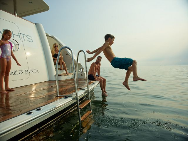 PLAN NOW FOR SPRING AND SUMMER FAMILY YACHTING BREAKS.