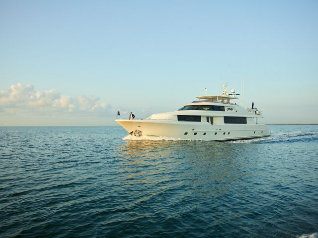 Everything you need to know about the 112' Westport.