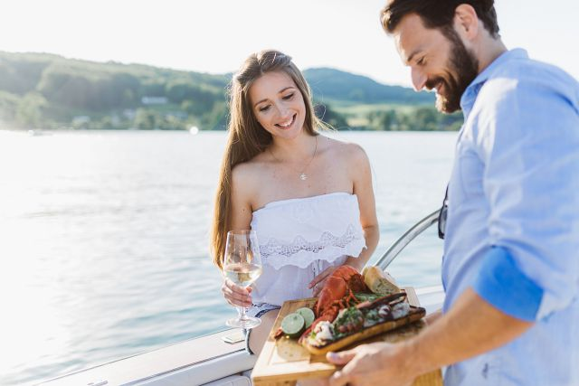 Superyacht Suppers / Fabulous Foodie Experiences in New England