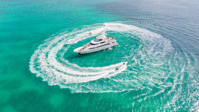 Making Smart Financial Yacht Owner Decisions in 2020: Owning a share is smarter luxury.