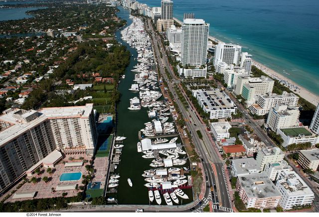 The Miami Yacht Show
