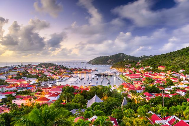 Weekend Wonders; Yachting in St. Barts