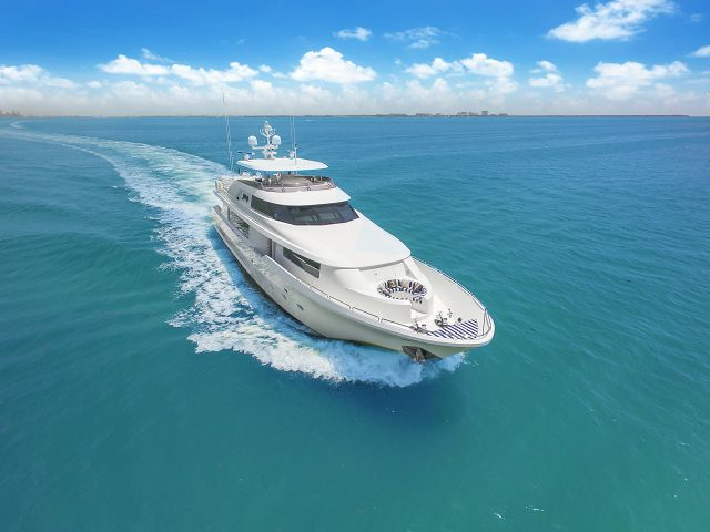 Share the dream of owning a 112' (34M) Westport