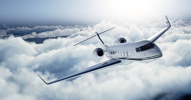 From the Sky to the Sea / Private Jet and AvYacht Travel