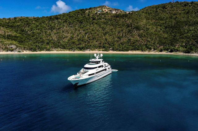 Sassy St Croix; Discovering the USVI by Superyacht